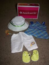 Retired American Girl Lanie's Garden Outfit- Retired NEW! Complete!
