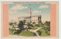 Unused Postcard Tennessee State Capitol Nashville TN