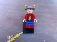 Lego DC Super Heroes Series Flash Minifigure #15 71026