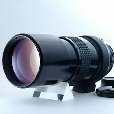"""Exc+++++"" Nikon Ai NIKKOR 300mm f/4.5 Shipping from Japan 527170"