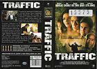 TRAFFIC (2000) vhs ex noleggio