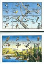Georgia Bird Postal Stamps
