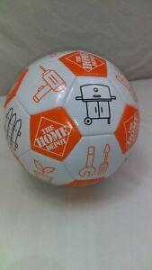 Rare Soccer Ball The Home Depot Center Regular Size Baden ~Grills~Tools~Drills
