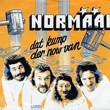 7inch NORMAAL Dat kump der now van HOLLAND 1982 EX+