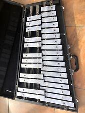 More details for grab a bargain! majestic professional high carbon steel glockenspiel