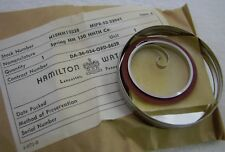 Vintage Nos Factory Hamilton 992B 950B 4992B Pocket Watch Movement Mainpring