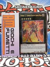NUMERO 12 CRIMSON SHADOW ARMOR NINJA  in INGLESE YUGIOH RARA ULTIMATE