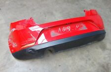 Seat Ibiza V 6J1 6J Sportcoupe Stoßstange Stoßfänger hinten 6J3807421 rot 9M