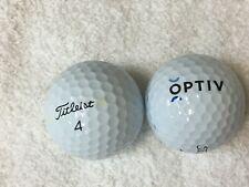 Special !!  24 Titleist 2019 Pro V1 4A(AAAA)Golf Balls.