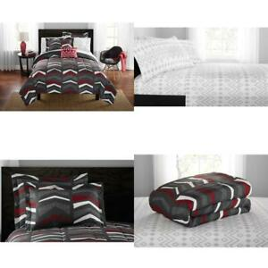 Mainstays Tribal Bed in a Bag Bedding