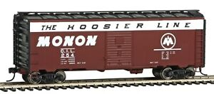 Walthers 910-1675 40' AAR 1944 Boxcar Chicago Indianapolis & Louisville (Monon)