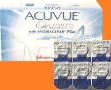 Acuvue OASYS Hydraclear PLUS 1×6 Einzellinsen Non-Stop-Linsen 2-Wochenlinsen