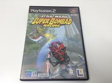 STAR WARS SUPER BOMBAD RACING . Pal España . Envio Certificado . Paypal