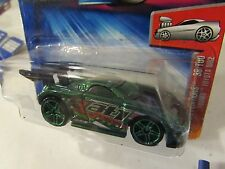 Hot Wheels 'Tooned Toyota MR2 #038 2004 First Editions Green