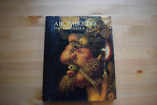 1978 ARCIMBOLDO THE MARVELOUS ABRAMS ART BOOK FOOD ART MANNERIST SURREALISM NR