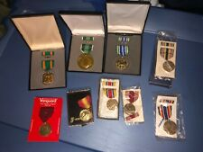 9 Us Military Medals In Packages