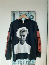 Justin Bieber Purpose Tour Sweater Ladies Men M Logo Jumper Sweater