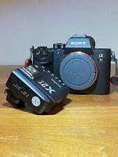 Sony Alpha a7R III 42.4MP Digital Camera - WITH XR2 Trigger **6249 SHUTTER**