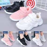 Children Kids Baby Girls Boys Patchwork Mesh Solf Sport Sneakers Casual Shoes