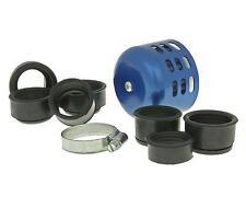 Piaggio NRG 50 Power DD LC 05-06  Power Air Filter Blue 28-44mm