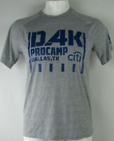 Dallas Cowboys NFL Dak Prescott Adidas Men's Gray Short Sleeve T-Shirt