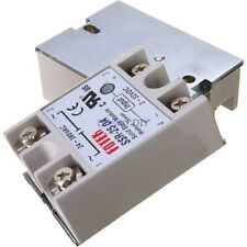Solid state Relays Output 24V-380V 25A SSR-25 DA For PID Temperature Controller