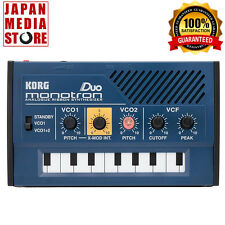 KORG monotron DUO Analog Ribbon Synthesizer 100% Genuine Product