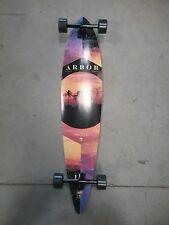 Arbor Timeless Photo Longboard Complete - Blemish