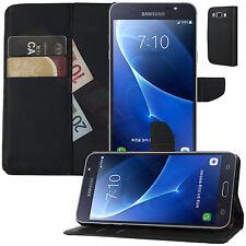 Buch Klapp Tasche Schutz Hülle SM-J510FN/DS für Samsung Galaxy J5 2016 Dual Sim