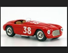 Ferrari 166 mm Spyder Silverstone 1950 Ascari 096 1/43 Art Model Made in Italy