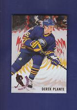 Derek Plante 1993-94 Fleer Ultra Hockey Wave of the Future  #13of20