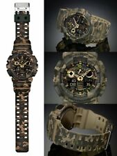 GA-100CM-5A G-shock Watches Analog Digital Resin Band New