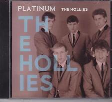 THE HOLLIES - PLATINUM - CD - NEW -