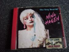 Nina Hagen-The very Best of CD-Made in Austria