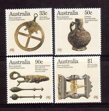 AUSTRALIA 1986 Shipwreck relics set MUH