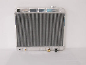 1961-1964 Pontiac Catalina Bonneville 62-64 Grand Prix Aluminum Radiator