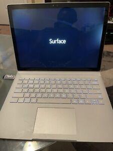 """Microsoft Surface Book 256GB Core i7-6600U 2.6GHz 8GB 13.5"""""""
