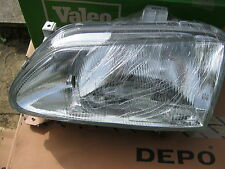 renault megane and scenic left hand headlamp - HL 5797 - 1996 to 1999