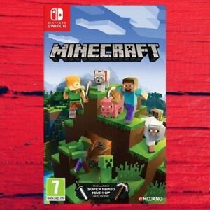 Minecraft - Jeu Nintendo Switch à télécharger