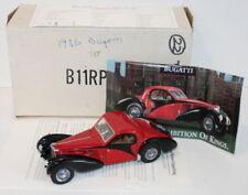 Véhicules miniatures Franklin Mint Bugatti