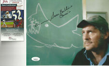 Jaws Chrissie autographed 8x10 photo with Robert Shaw Jsa Certified
