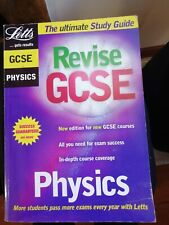Letts GCSE Physics Revise GCSE The Ultimate Study Guide