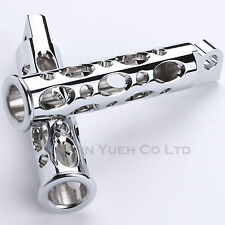 Foot Pegs Rest Male Peg Mount Chrome for Motorcycle Harley 883 Softail Touring