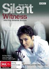 Silent Witness: Series 2 (DVD, 2-Disc Set) Amanda Burton - Region 4 New & Sealed