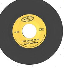 CLIFF RICHARD--7'-45--(I ONLY HAVE EYES FOR YOU)---VG+