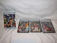 DVD Japan Anime Teknoman Complete Collection 2008 6-Disc Set English FREE SHIP