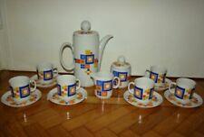 SERVIZIO DA TE-ANNI 60'/70'-WINTERLING BAVARIA-SET TEA SERVICE-OPTICAL-ORIGINAL