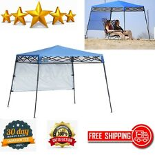 Pop-Up Shelter 6 ft. X 6ft. Sun Protection Compact Lightweight Backpack Canopy
