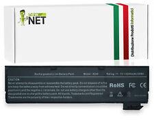 Batteria da 5200mAh compatibile con Lenovo ThinkPad X250 X240 X260 T440 T450