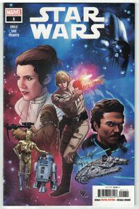 STAR WARS [2020] #1 - 1st Print - NM/New/Unread Comic Book! - Charles Soule